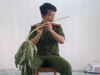 9X Hai Phong gay bat ngo voi man thoi sao bang cuong la du du hinh anh