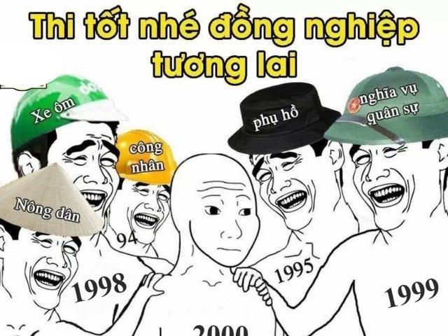 Anh che nghe nghiep tuong lai cho si tu 2000 khong may rot dai hoc hinh anh