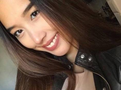Ban gai Huynh Anh: 'Anh ay giu anh nguoi yeu cu chang noi len dieu gi' hinh anh