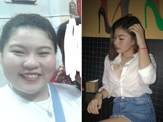 10X Sai Thanh lot xac khi giam 30 kg: 'Dep moi duoc doi xu cong bang' hinh anh