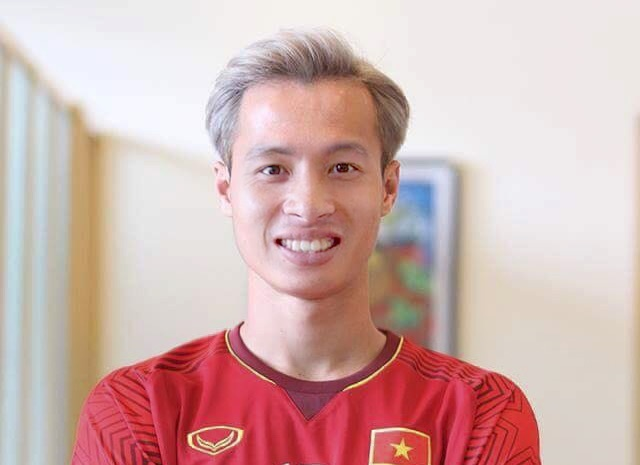 Anh che Olympic Viet Nam nhuom toc bach kim giong Van Toan hinh anh 9