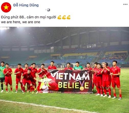 loi chuc gui cau thu olympic Viet Nam anh 4