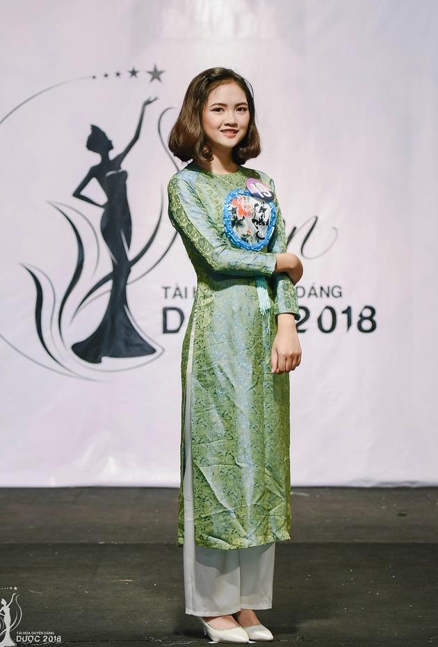 15 nu sinh xinh dep, tai nang nhat Dai hoc Duoc Ha Noi la ai? hinh anh 6