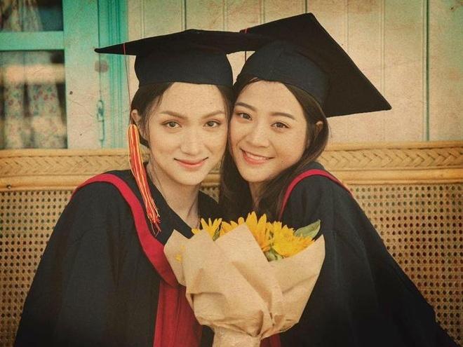 'Ke thu 3' cuop nguoi yeu cua Huong Giang trong MV moi la ai? hinh anh