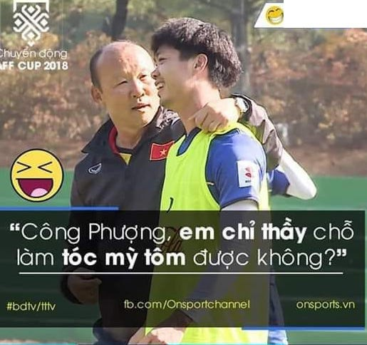Dan mang che anh kieu toc xoan moi cua Cong Phuong hinh anh 7