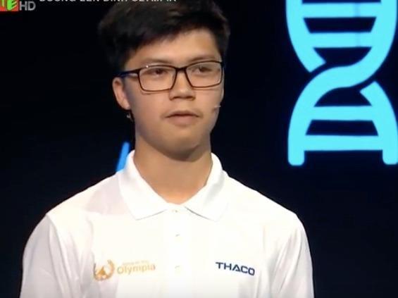 10X Lam Dong khong de cac thi sinh Olympia khac 'loi nguoc dong' hinh anh