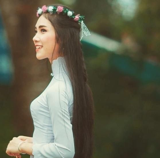 Hoa khoi Sai Gon 'cuong' mau xanh la, van F.A, la fan EXO hinh anh 3
