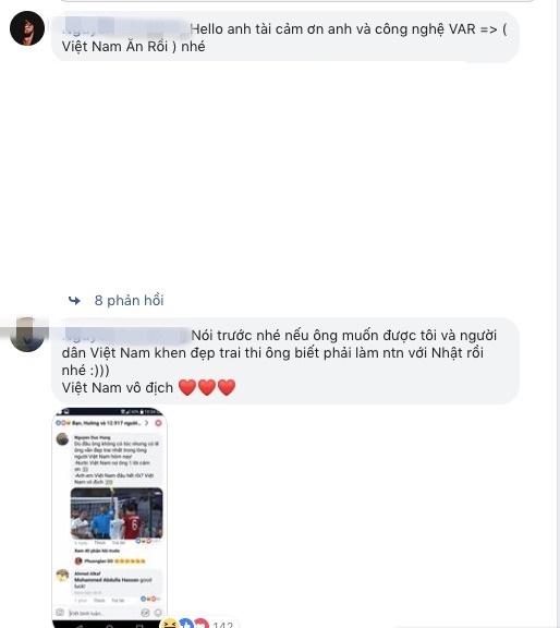 Dan mang lai lam loan Facebook trong tai bat tran Viet Nam - Nhat Ban hinh anh 3