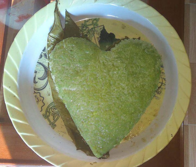 Banh chung trai tim va loat qua tang 'ba dao' nhat Valentine 2019 hinh anh 6