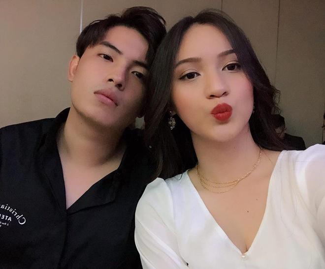 Hot girl Mai Tay: 'Khong ngai bi noi yeu nguoi co dieu kien' hinh anh 1