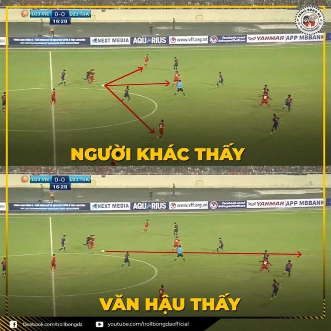 Anh che Duc Chinh 'da khong con den' sau tran thang U23 Thai Lan 4-0 hinh anh 6