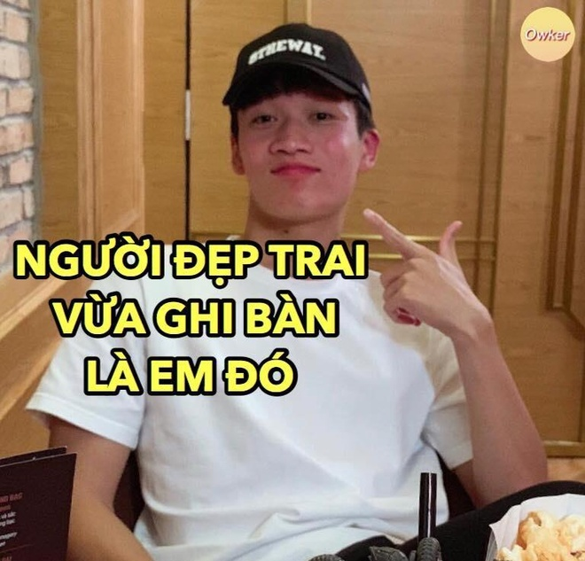 Anh che Duc Chinh 'da khong con den' sau tran thang U23 Thai Lan 4-0 hinh anh 5