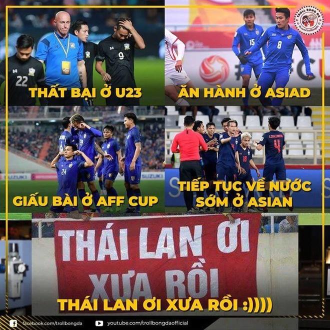 Anh che 'Thai Lan oi xua roi, bong da Viet Nam da khong con so nua' hinh anh 2