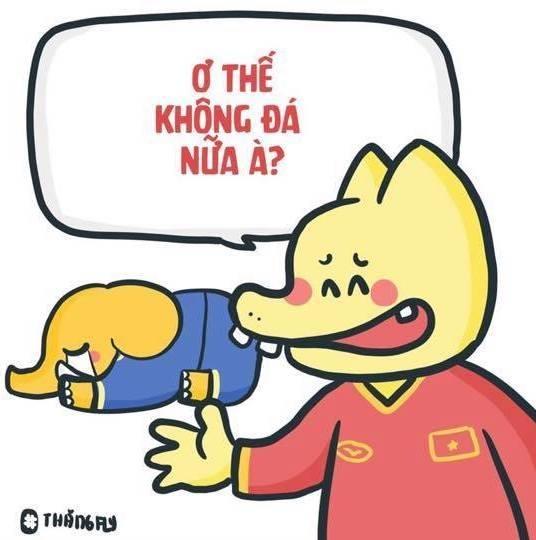 Anh che 'Thai Lan oi xua roi, bong da Viet Nam da khong con so nua' hinh anh 1