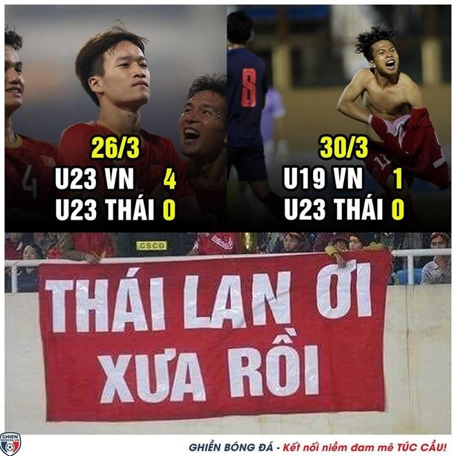 Anh che 'Thai Lan oi xua roi, bong da Viet Nam da khong con so nua' hinh anh 5