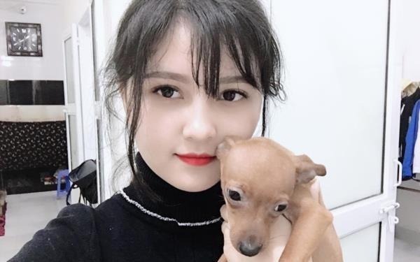 Thu Trang nhan nuoi nhung chu cho bi bo roi hinh anh