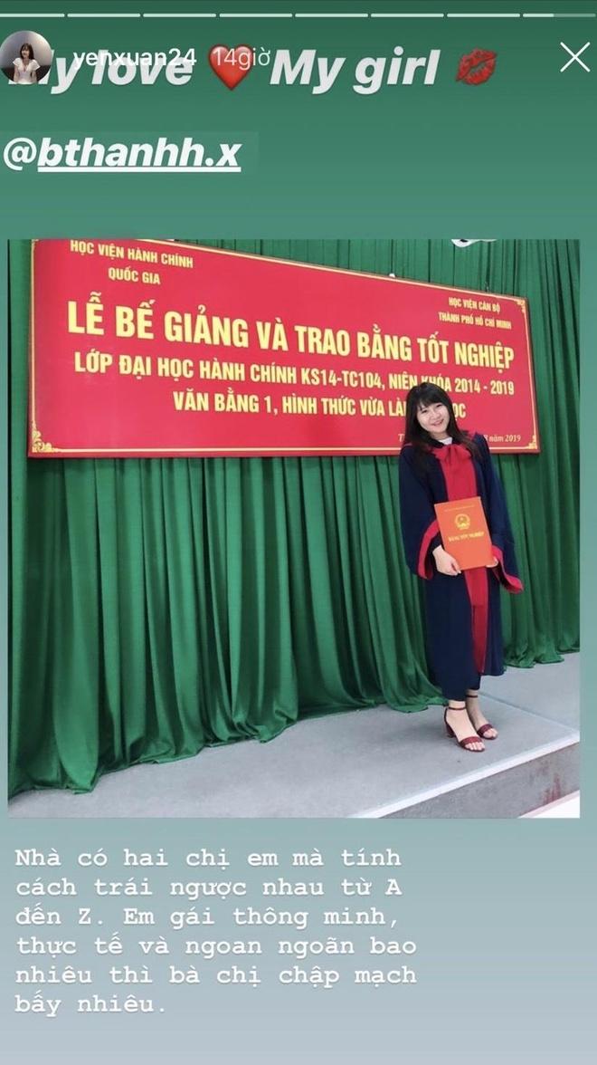 Ban gai thu mon Lam Tay lan dau khoe em gai hinh anh 1