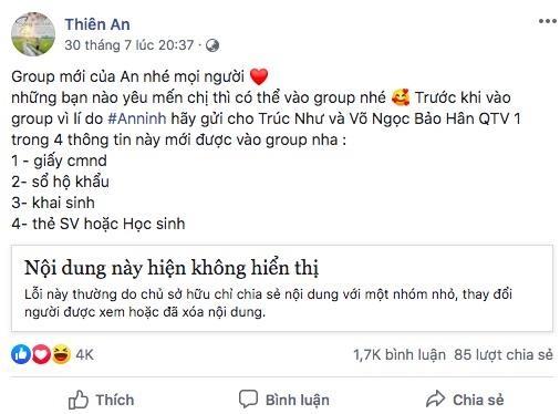 Nu chinh MV cua Jack yeu cau ho khau moi duoc vao group ham mo hinh anh 1