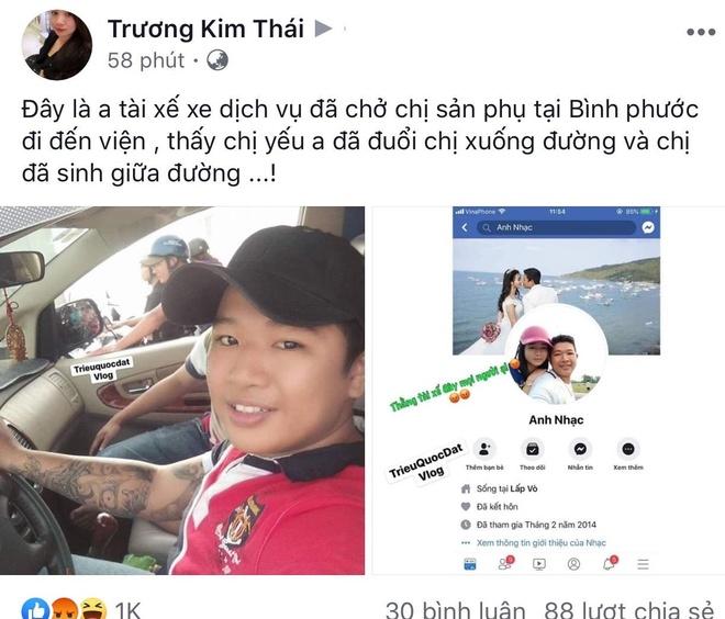 Trung ten tai xe bo san phu o Binh Phuoc, 9X bi dan mang 'doa giet' hinh anh 2