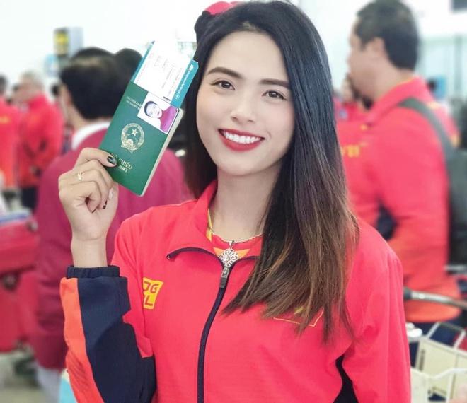 Nu cung thu xinh dep va tai nang cua Viet Nam tai SEA Games 30 hinh anh 8 78281235_1350067018509469_6634201167679193088_o.jpg