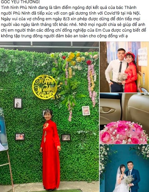 Co dau, chu re Hai Phong hoan cuoi, duoc hang xom 'giai cuu' 60 mam co hinh anh 1 hoanc_1.jpg