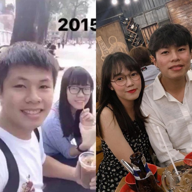 Làm bạn thân hơn 10 năm, trở thành người yêu sau một nụ hôn