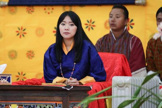gia dinh Quoc vuong Bhutan anh 8