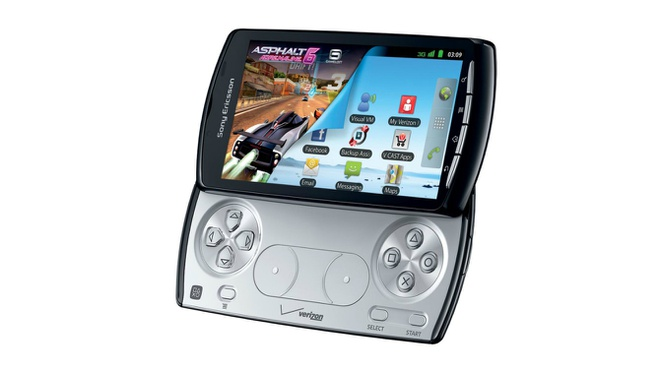 Day la thoi diem khong the tot hon cho mot chiec PlayStation Phone hinh anh 2