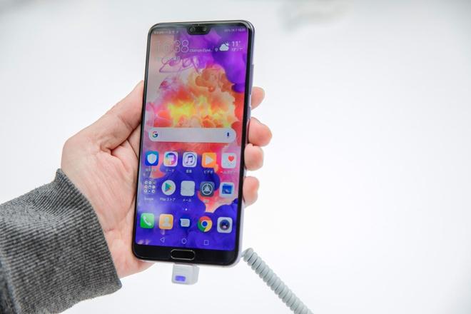 Nhung hang smartphone TQ nay dang de doa Apple, Samsung hinh anh