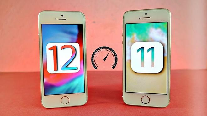 iOS 12 qua tot, nhieu nguoi bong ho hung voi iPhone XS hinh anh