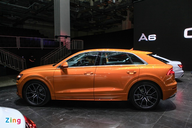 Can canh SUV Audi Q8 sap ve Viet Nam hinh anh 2