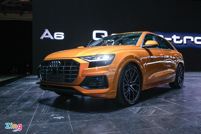 Can canh SUV Audi Q8 sap ve Viet Nam hinh anh 4