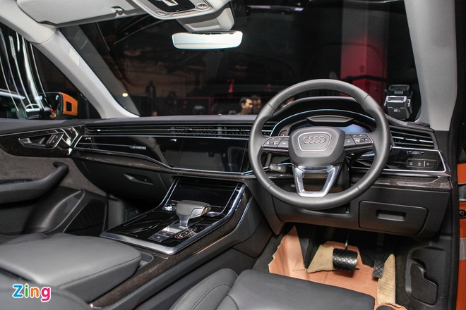 Can canh SUV Audi Q8 sap ve Viet Nam hinh anh 6