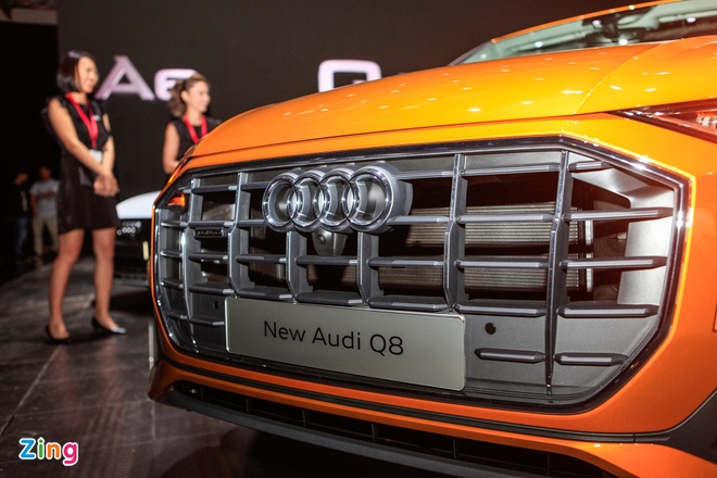 Can canh SUV Audi Q8 sap ve Viet Nam hinh anh 8