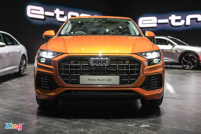 Can canh SUV Audi Q8 sap ve Viet Nam hinh anh 3