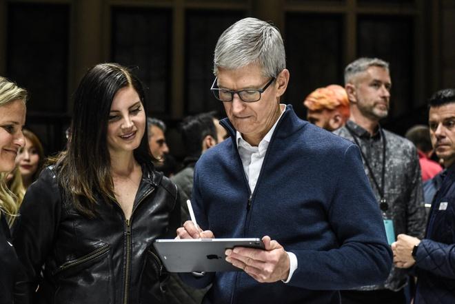 Thieu 3 dieu nay, iPad Pro khong the thay duoc laptop hinh anh