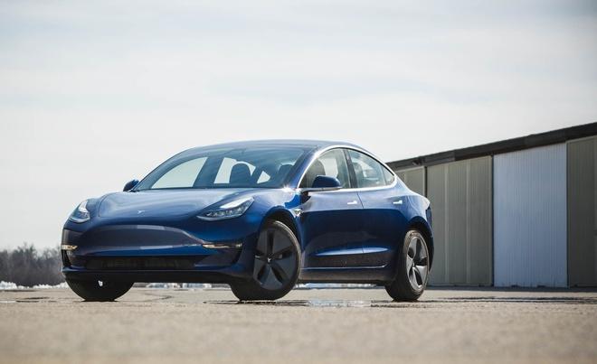 Tesla Model 3 nhan dat hang o Trung Quoc hinh anh