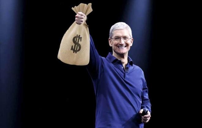 CEO cua Apple kiem va tieu tien nhu the nao? hinh anh