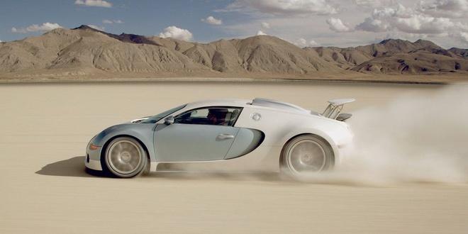 Thay bình xăng Bugatti Veyron mất 42.000 USD - bằng một chiếc Audi Q5