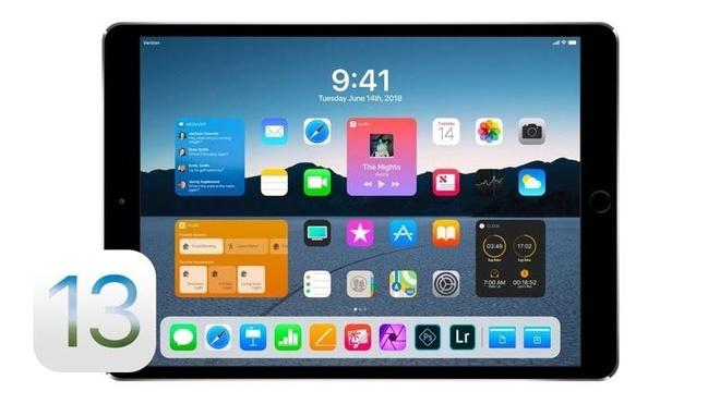 iOS 13 se la ban nang cap lon nhat danh cho iPad hinh anh 1