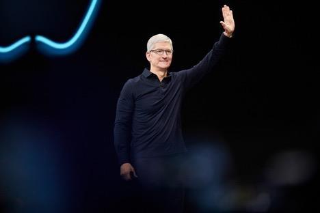 Apple dan mat chat Steve Jobs, bien minh thanh tro cuoi hinh anh 2