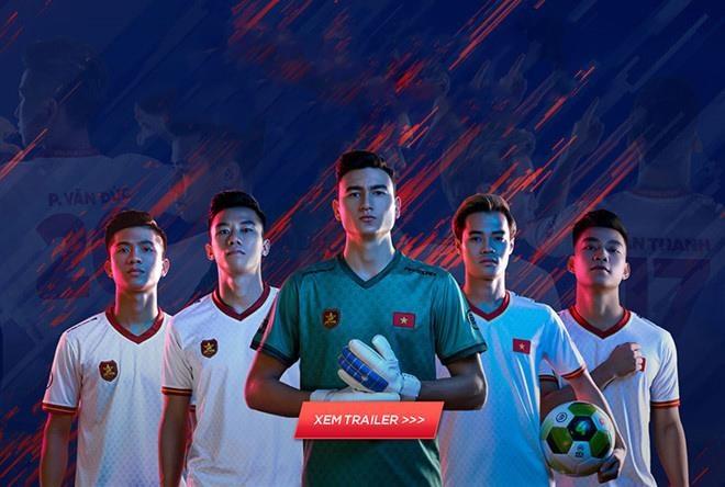 Thêm 5 cầu thủ Việt xuất hiện trong bản cập nhật FIFA Online 4