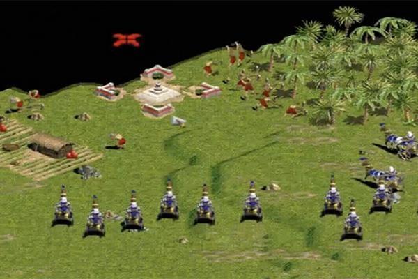 Khoanh khac Chim Se Di Nang vo dich the loai 2 vs 2 Assyrian, Yamato hinh anh