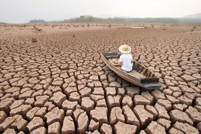 Trái Đất đã bao giờ nóng như hiện tại chưa?