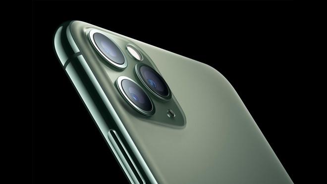 Gioi thieu iPhone 11 Pro hinh anh