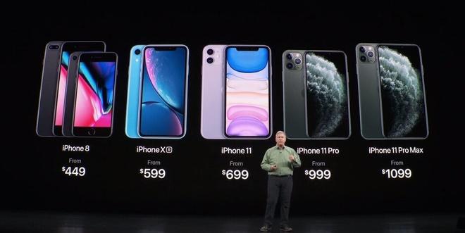Nhìn Samsung, OnePlus để thấy Apple bán iPhone 11 giá cắt cổ