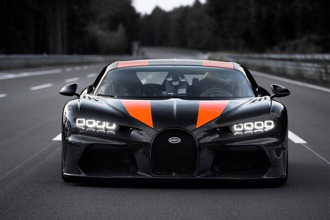 Bugatti Chiron can gi de dat toc do khong tuong 490 km/h? hinh anh 1