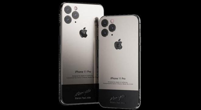 iPhone 11 ban tuong nho Steve Jobs gia hon 6.000 USD hinh anh