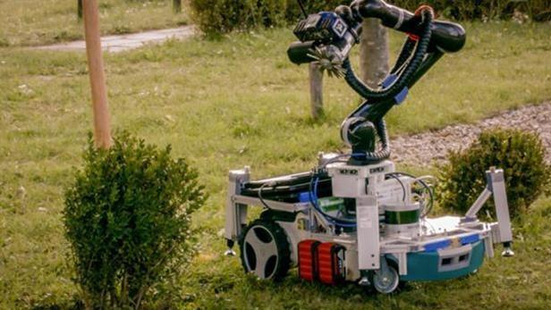 Robot tia cay chinh xac tung centimet hinh anh