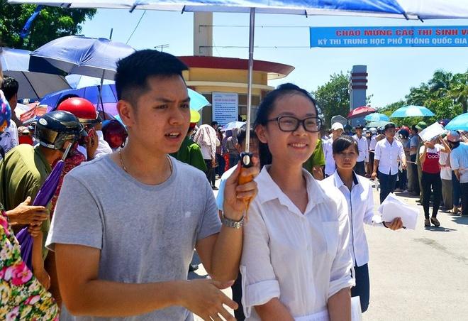 Thanh Hoa co hon 1.000 thi sinh bi diem liet hinh anh 1